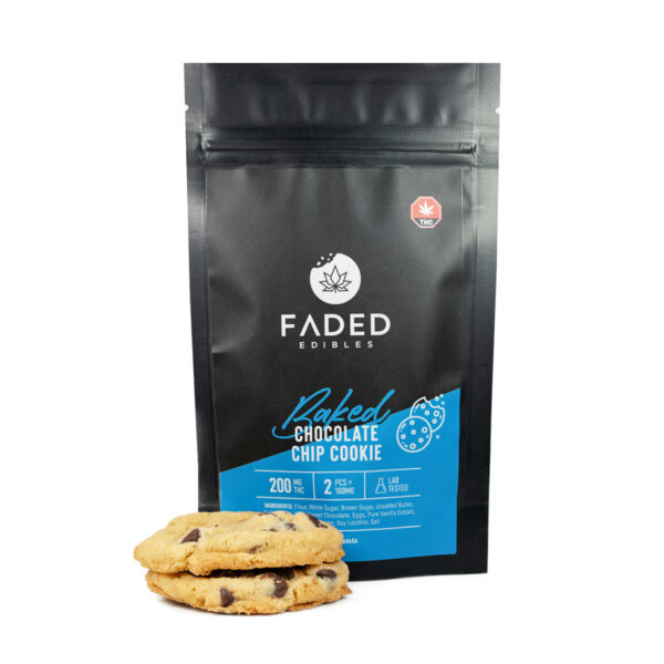 Faded Cannabis Co Cookie